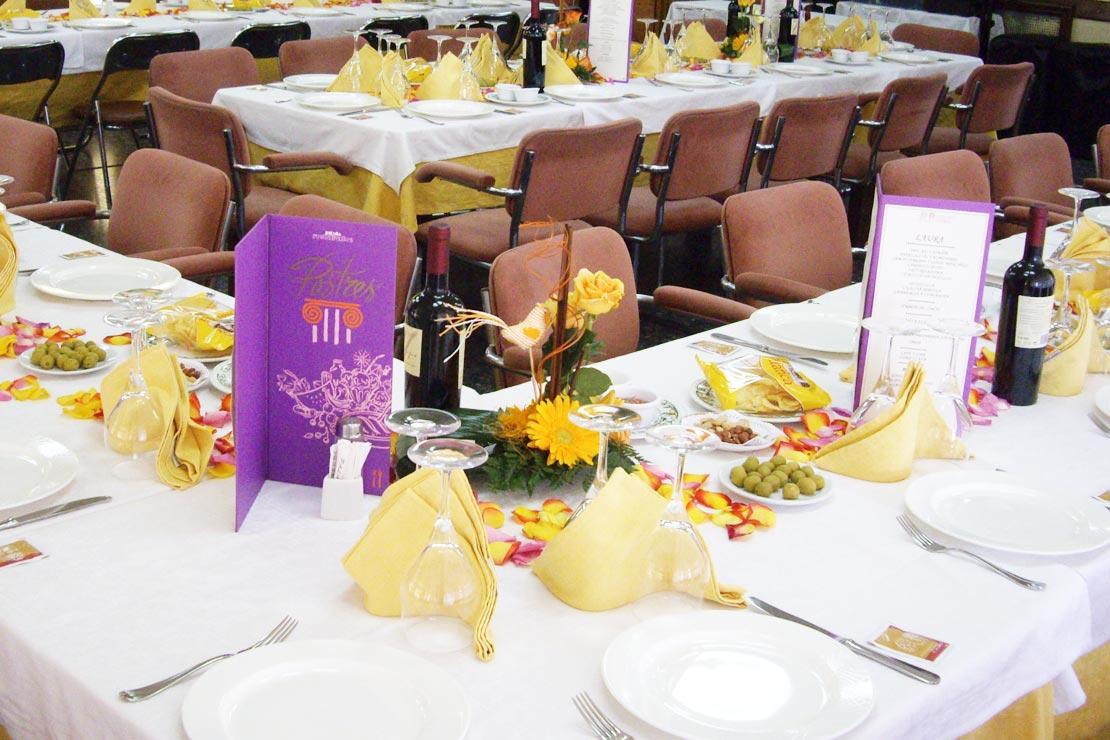 Restaurante Riesma - Eventos y Celebraciones
