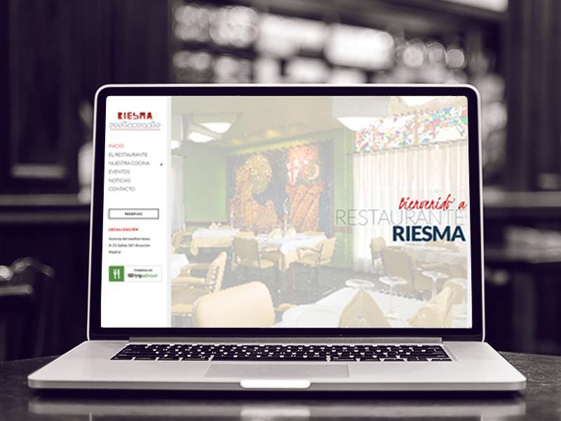 Restaurante Riesma Villena Nueva WEB